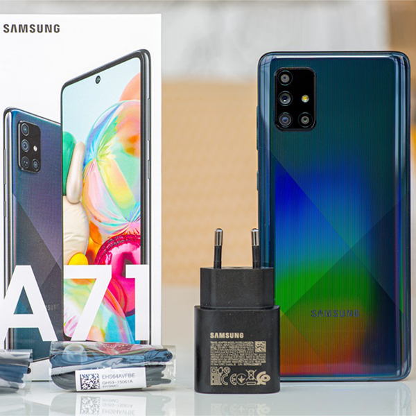 Samsung Galaxy A71 Price In lahore