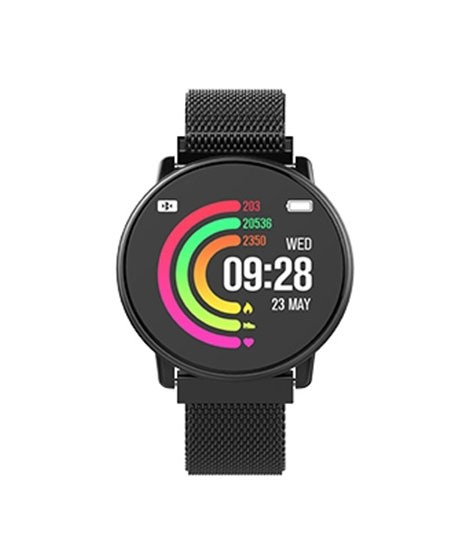 Riversong Motive C Smart Watch Black Price In Lahore